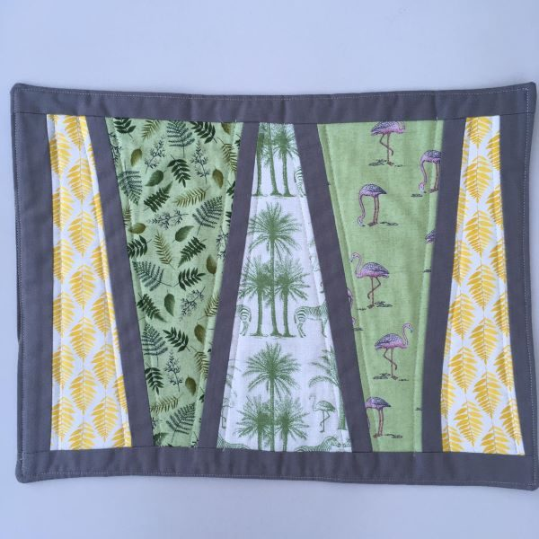 Fern Garden Colour Way 1 Place mat 4