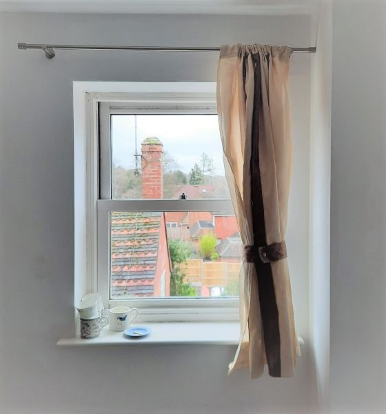 A Quick Fix Curtain Solution